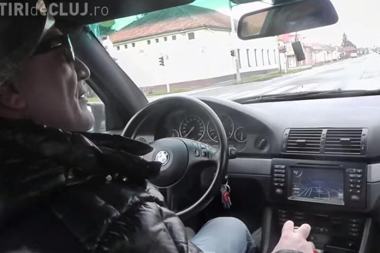 Nelson Mondialu e pieton! Poliția i-a luat permisul la Gherla după o ceartă URÂTĂ - VIDEO