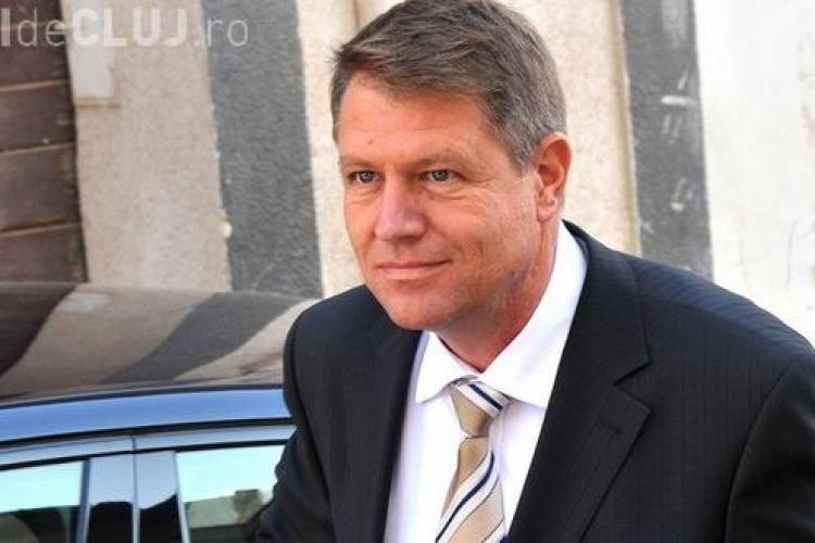 Klaus Iohannis este noul PREŞEDINTE al PNL. Ce mesaj le-a trasmis liberalilor?