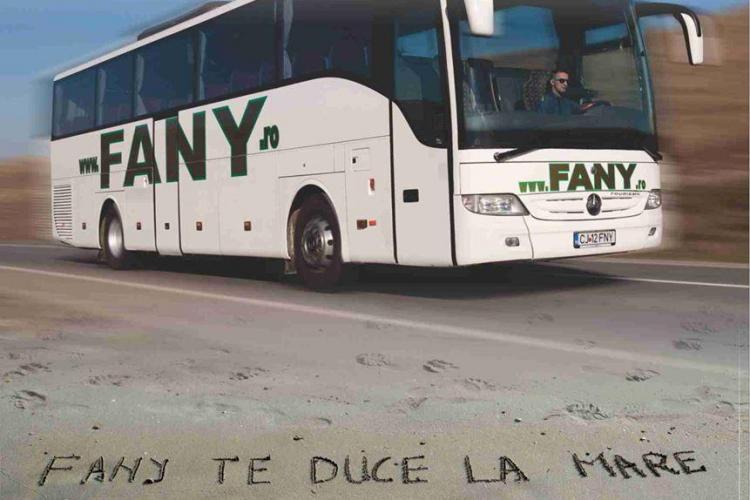 Early booking la Fany! Cumpără în luna iunie bilete pentru Constanţa sau Mangalia, iar Fany îţi aduce marea mai aproape (P)