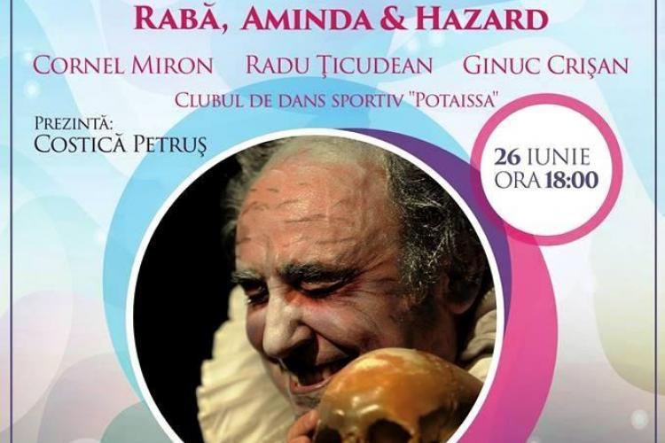 Spectacol umanitar pentru un mare actor din Turda