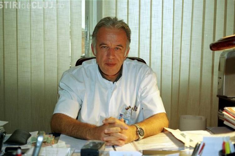 Medicul Radu Căpâlneanu, de la Institutul Inimii Cluj, găsit incompatibil de ANI. Lucra și la stat și la două firme private