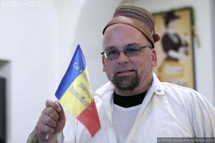 Sam Cel Român a fost expulzat din România! Americanul locuia la Cluj-Napoca fără forme legale