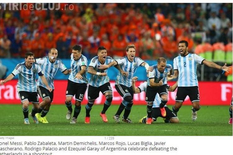Olanda - Argentina 2 - 4 - REZUMAT VIDEO - Meciul trașat la penalty