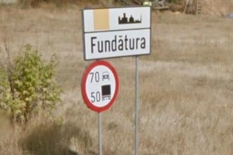 Limita de viteză pe ruta Cluj Napoca - Dej a fost redusă la 50 km/h