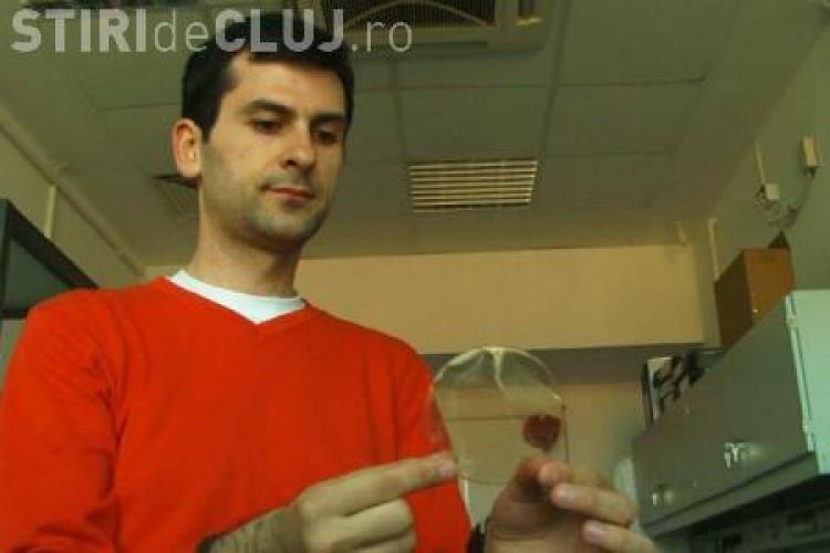 """Un cercetător clujean a inventat ambalajul antimicrobian natural. Dan Vodnar a fost premiat cu """"Danubius Award"""""""