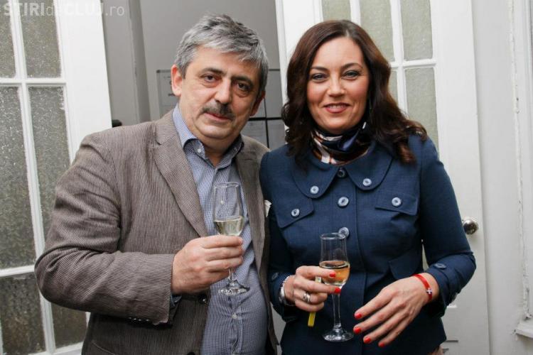 Uioreanu se certa cu soția, Elena, și totul apare în INTERCEPTĂRILE DNA