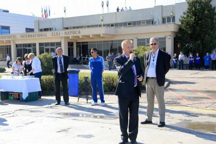 Contre DURE între Ioan Oleleu și David Ciceo, pe tema creditului de 50 de milioane de la Aeroport