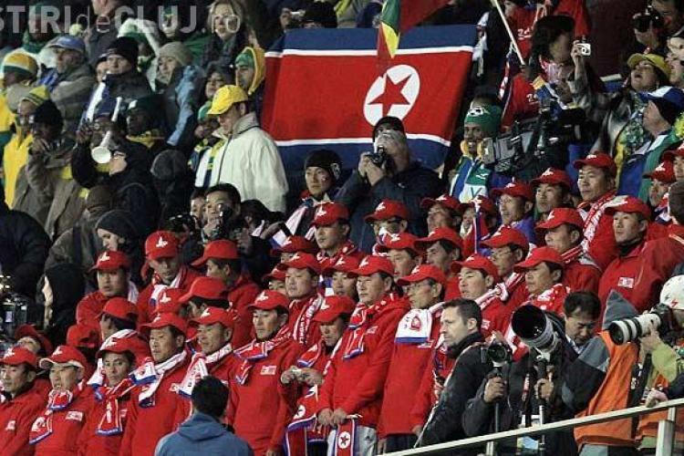 Coreea de Nord a TRUCAT Campionatul Mondial de Fotbal. S-au pus în finală cu Portugalia VIDEO