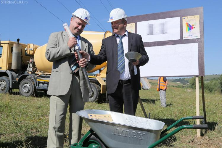 Au început lucrările de extindere şi modernizare a Parcului Industrial TETAROM  1 - FOTO