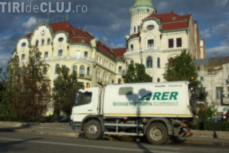 Salubrizarea stradală și deszăpezirea în Cluj-Napoca a ajuns la firme din Buzău, Galați, Oradea și București
