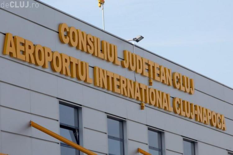 Angajații de la Aeroportul Cluj fac grevă: Din august, există riscul unui BLOCAJ total