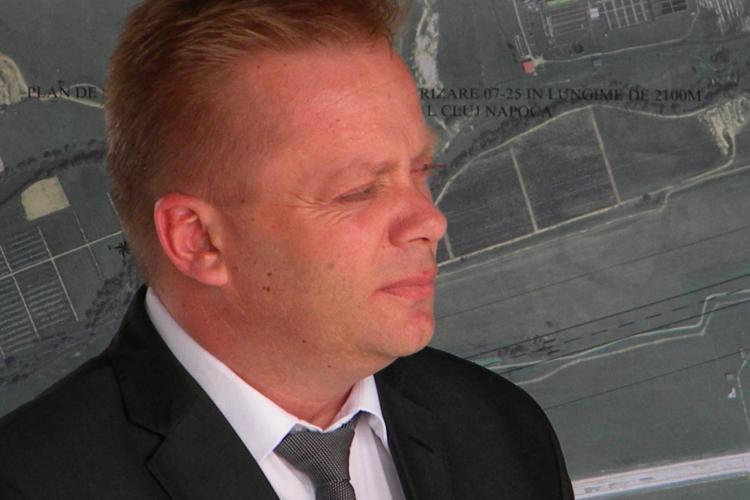 Ioan Oleleu, vicepreședintele CJ Cluj, la emisiunea ȘTIRI de CLUJ LIVE