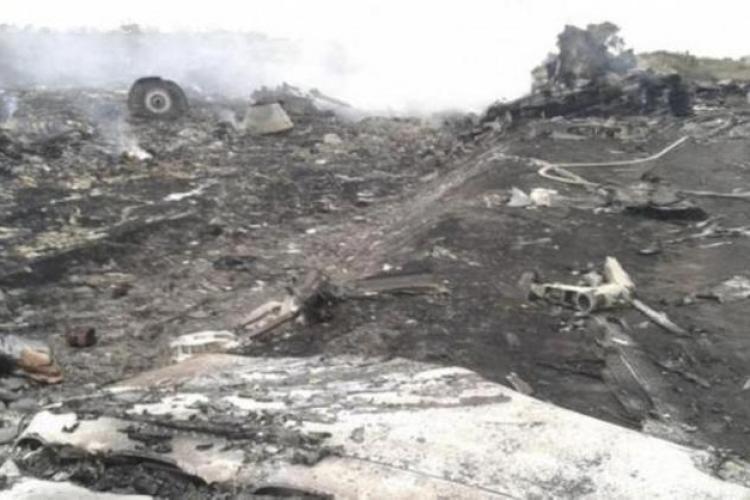 Explicatia americanilor pentru prăbușirea avionului malaezian: Eroarea unui echipaj slab pregătit