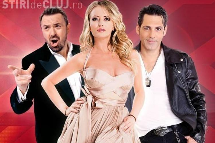 Un nou scandal la X Factor. Un cântăreț de muzică populară îi face PRAF pe jurați