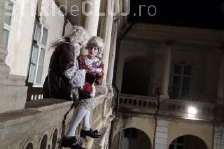 Recital de operă la Palatul Bánffy din Cluj-Napoca