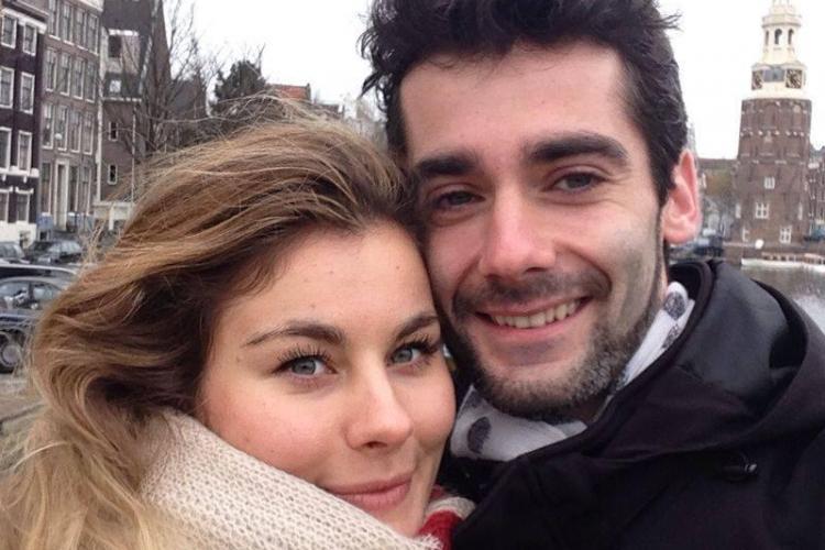 Studentul Andrei Anghel, mort în avionul prăbușit în Ucraina, mergea cu iubita în vacanță în Bali - FOTO