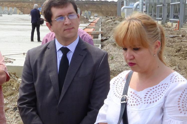 INTERCEPTĂRI UIOREANU - Arhitectul şef al judeţului se plânge de faptul că Mariana Raţiu refuză se semneze ca martor o amendă