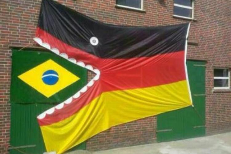 """Moment emoționant după înfrângerea Braziliei: """"Cer iertare poporului brazilian"""""""
