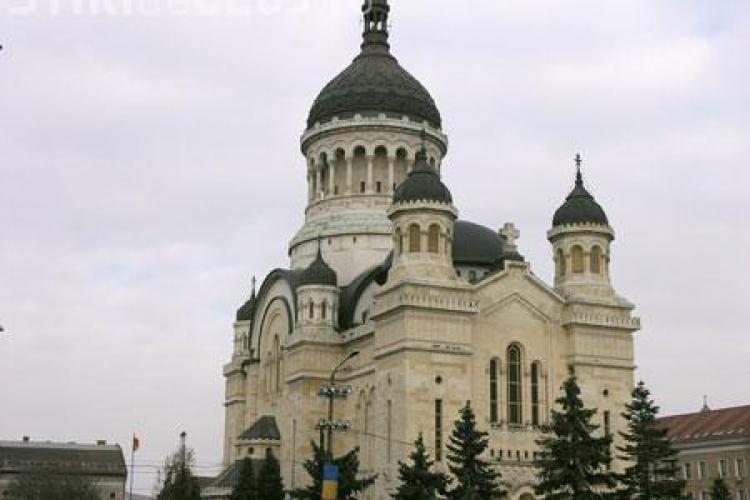 Primăria Cluj-Napoca cere Mitropoliei să fie redus nivelul sonor în timpul slujbelor la biserici