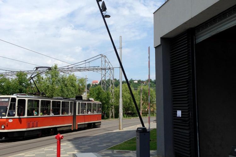 Stadionul Cluj Arena nu este iluminat arhitectural, desi are sistem de iluminat