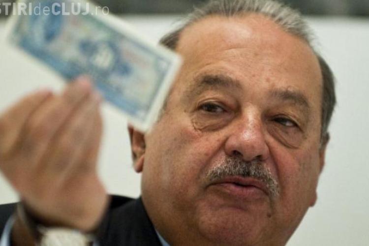 Miliardarul mexican Carlos Slim vrea săptămâna de lucru de 3 zile