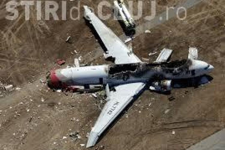 Avion cu 295 de pasageri la bord, PRĂBUŞIT în Ucraina. Toţi pasagerii au murit. O rachetă a doborât avionul! - VIDEO