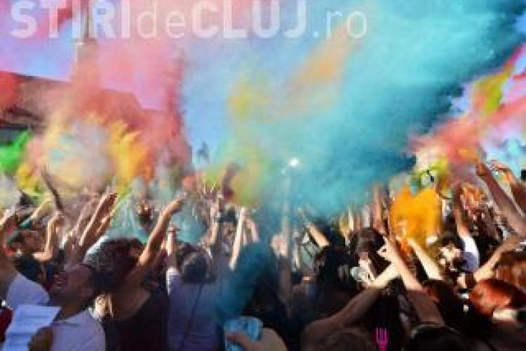 Artiștii clujeni, așteptați să depună proiecte pentru Colours of Cluj. Poiectele sunt finanțate de festival