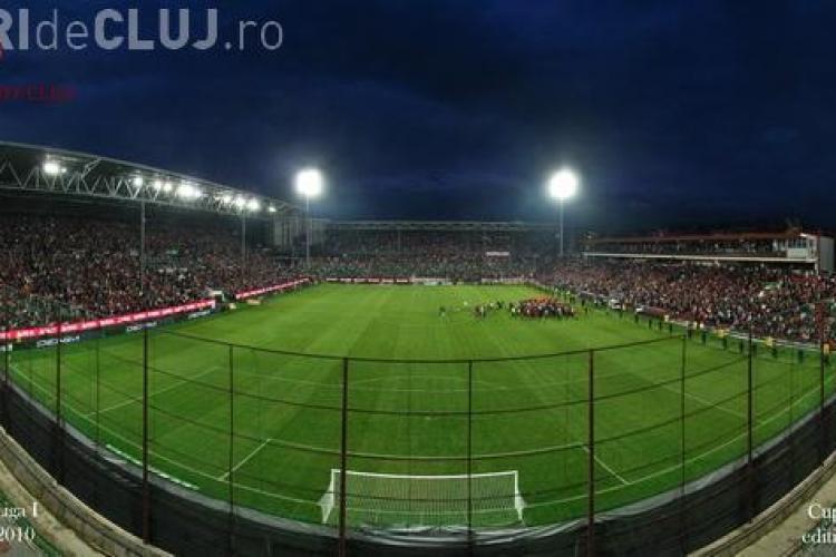 CFR Cluj - Jagodina, scor 0-0, în turul doi preliminar al Ligii Europa