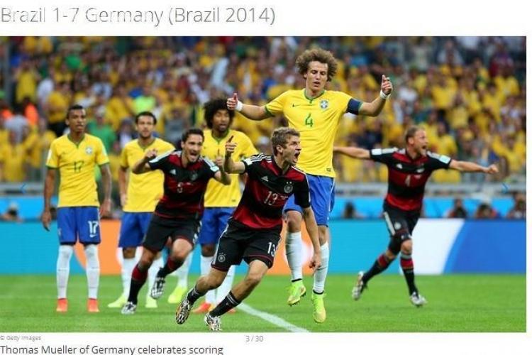 Comerțul din Germania a avut probleme după victoria naţionalei, 7-1, cu Brazilia