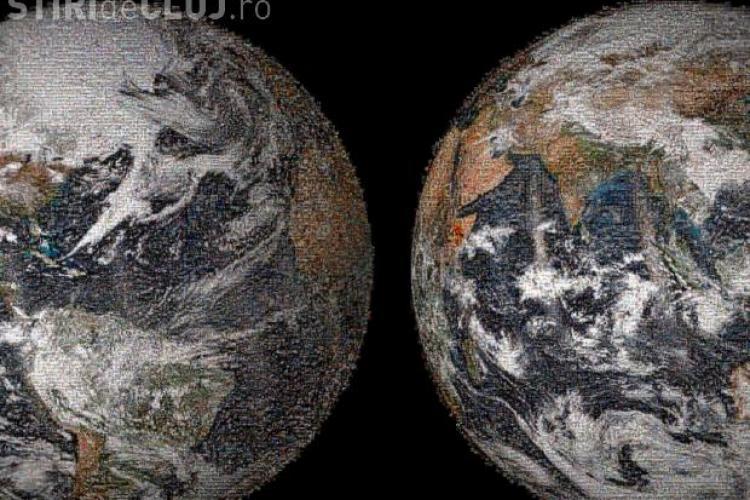 NASA a realizat cel mai mare selfie din lume. Te afli in el?