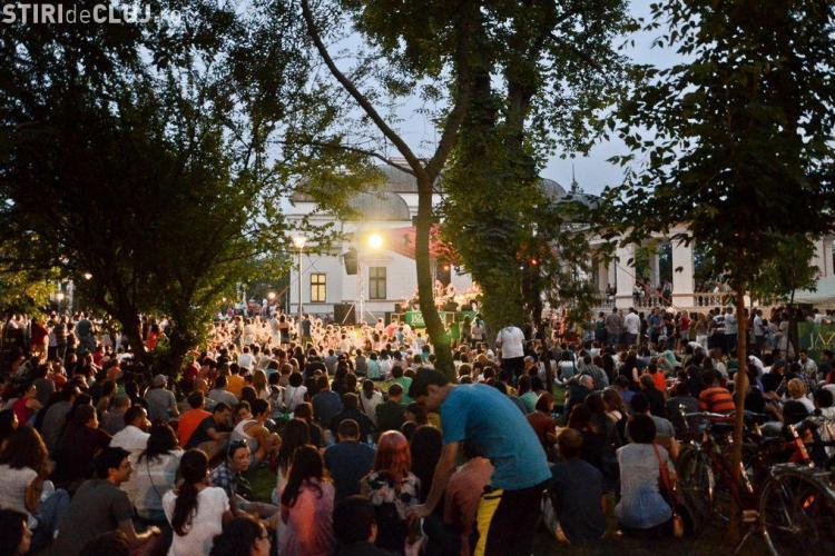 Jazz in the Park are loc în acest WEEKEND. Ce e de făcut la festival?