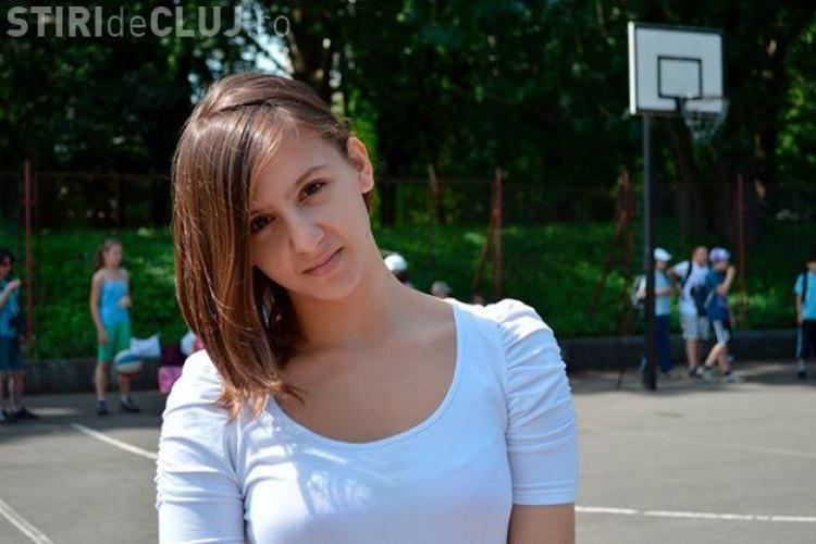 O înotătoare de 14 ani din Cluj este vicecampioană națională la senioare