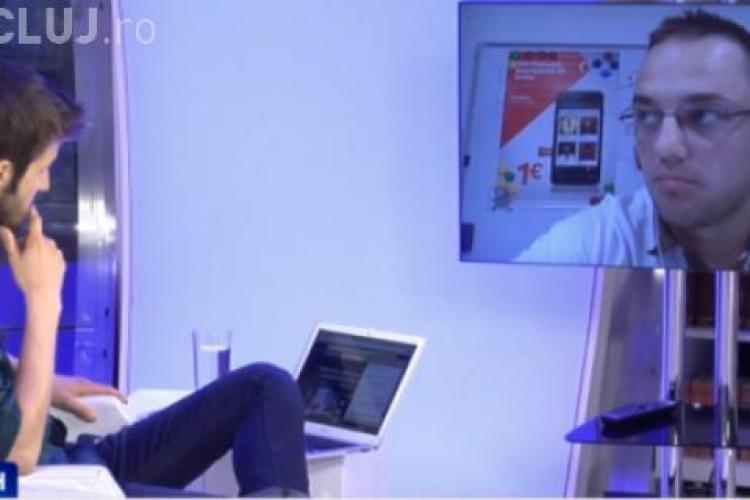 Clujeanul Sergiu Biriș a povestit cum și-a vândut afacerea către Facebook cu jumătate de miliard de dolari