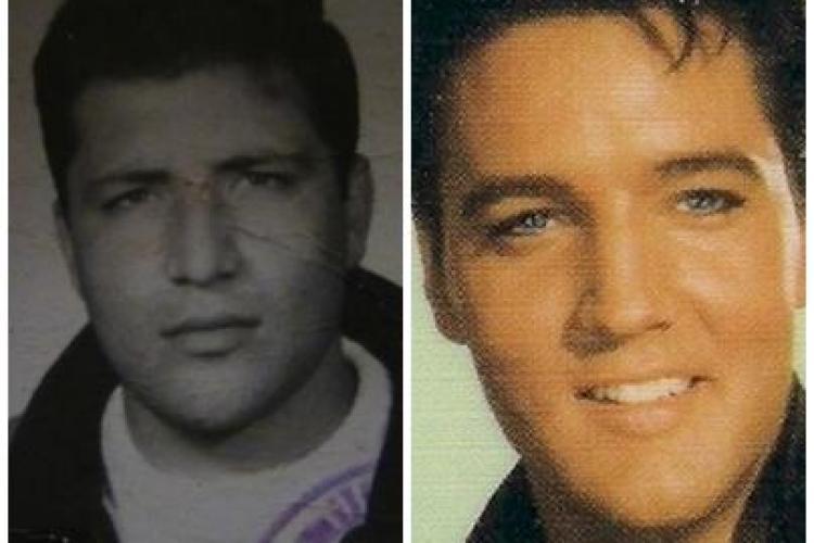 Nelson Mondialu crede că, în tinerețe, semăna cu Elvis Presley - FOTO