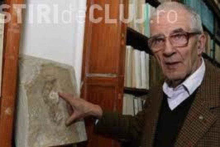 Celebrul speolog Iosif Viehmann a primit titlul de Cetăţean de Onoare al Judeţului Cluj