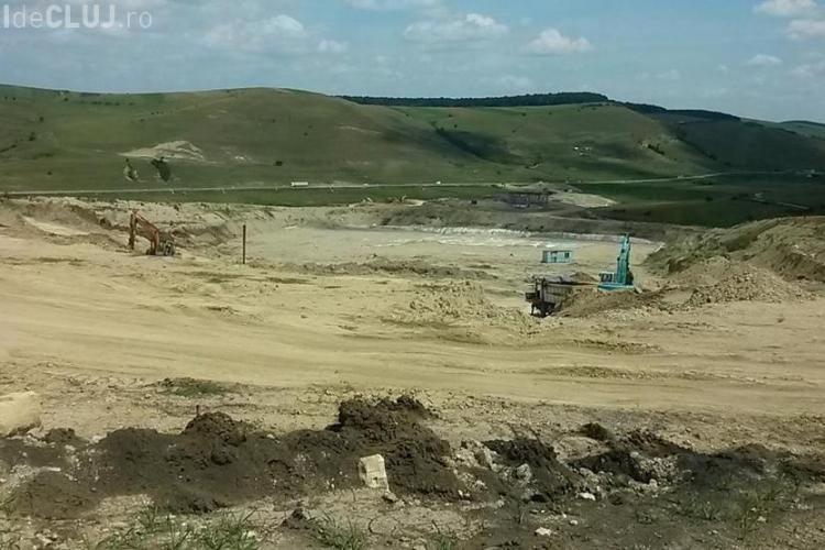 Problemele de la groapa de gunoi a Clujului au dispărut ca prin minune! Cui i-a servit blocajul de 2 luni?