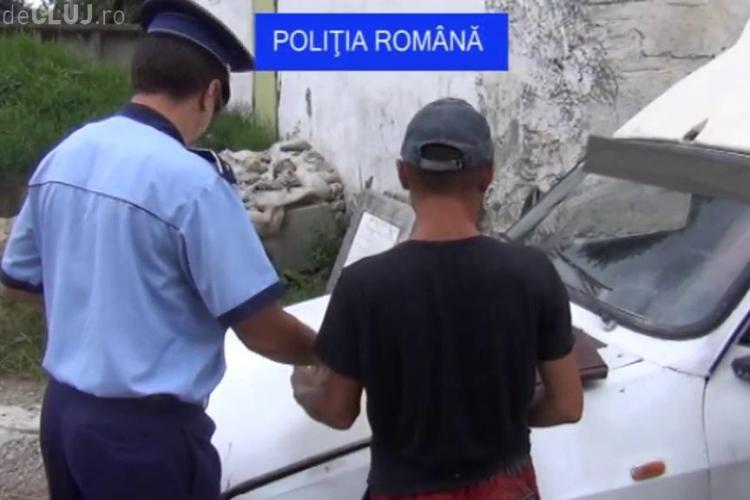 Polițiștii au făcut o RAZIE la Cimitirul Central. Trei persoane nu și-au putut justifica prezența în cimitir VIDEO
