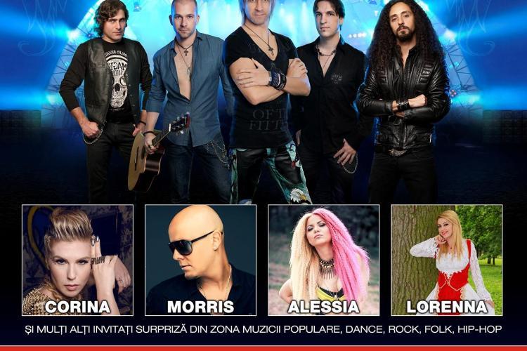 Formația Talisman susține la Cluj un concert caritabil!