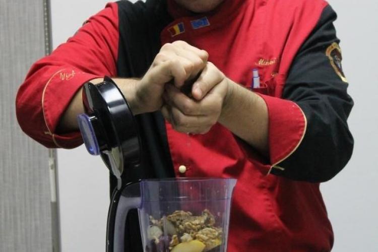 Concurent UMILIT la Hell's Kitchen, varianta Master Chef de la Antena 1. I-au aruncat mancarea la gunoi... din greseala