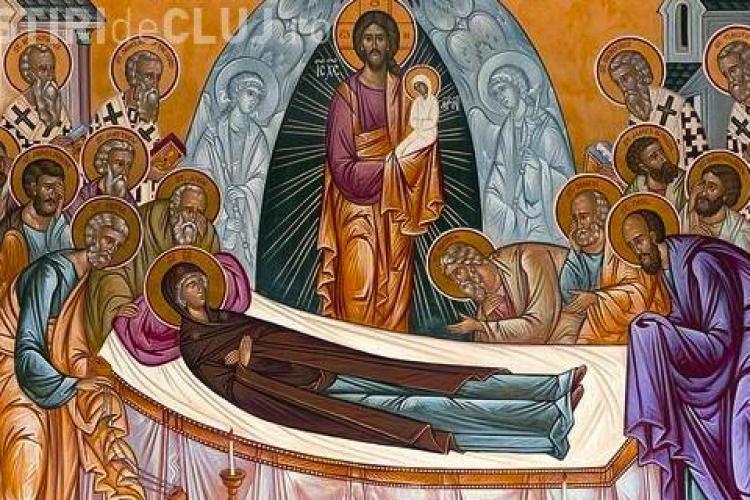 Rugăciunea parintelui Arsenie Boca de Sfânta Maria