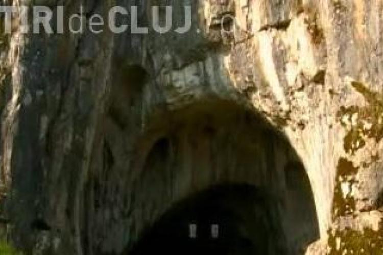 Speologii clujeni au făcut o descoperire la Peștera Pișnița
