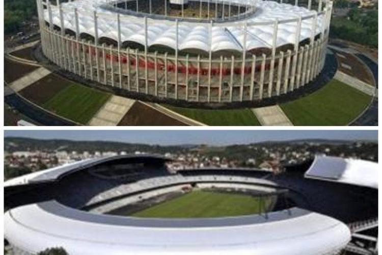 Ponta a cerut anchetă la Cluj Arena. Stadionul a fost de 7 ori mai ieftin ca Național Arena