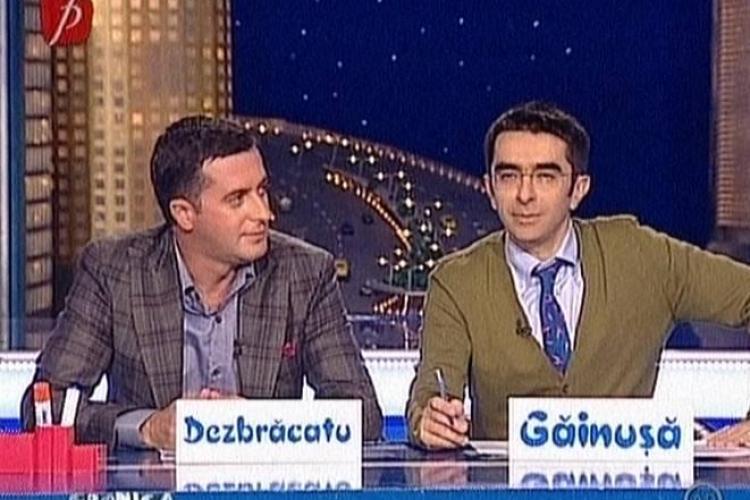 Dezbrăcatu și Găinușă au o nouă emisiune. Unde va fi difuzată