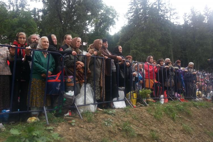 Premierul Ponta așteptat la Nicula. Vine să se roage la Icoana făcătoare de Minuni