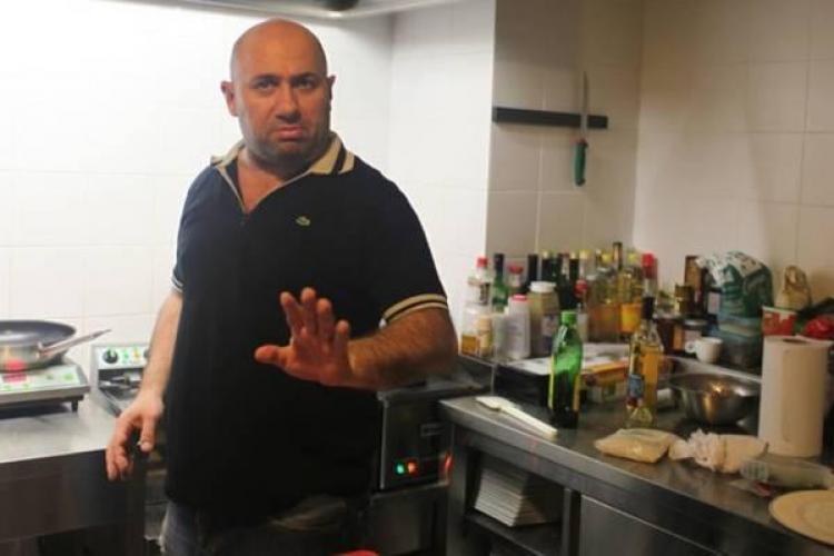 Chef Cătălin Scărlătescu a luat foc când a citit meniul unui restaurant: Ăștia nu știu scrie în românește!
