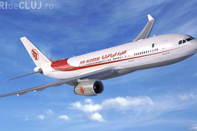 S-a păbușit un avion cu 116 oameni în Africa, în Niger