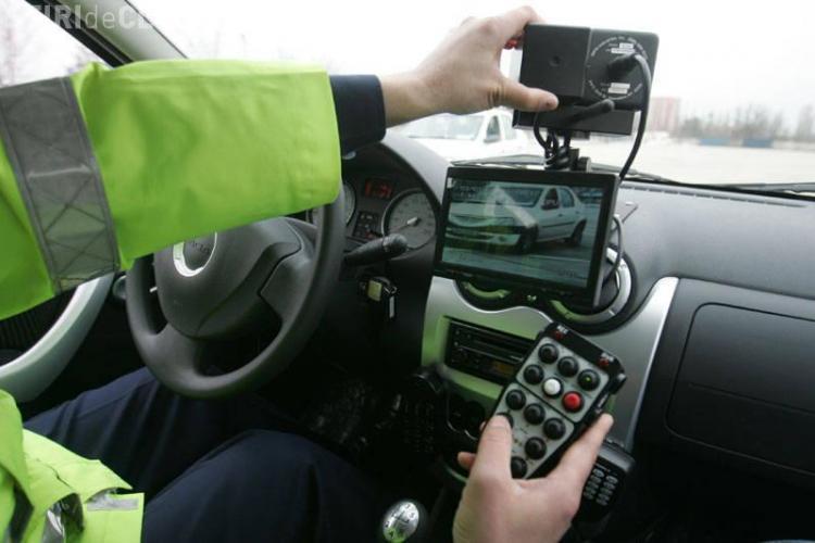 """Un radar îi va """"vâna"""" zilnic pe șoferii din Florești. Primarul Horia Șulea: Se circulă cu viteză prea mare!"""