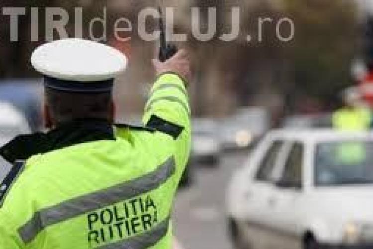 """Polițiștii stau la """"pândă"""" de Sfânta Maria. Folosesc și elicoptere"""
