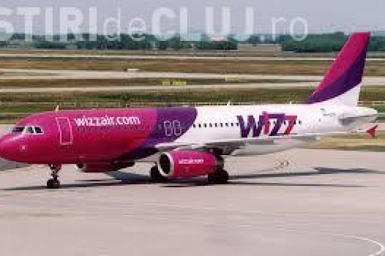 WIZZ AIR reia zborurile spre Tel Aviv