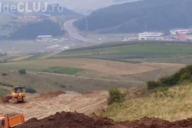 Exproprieri la prețuri mici la tronsonul Gilău - Nădășel, din Autostrada Transilvania. Prefectul: Totul a fost legal!